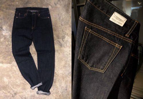 Order Made Denim pants